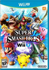 Super Smash Bros Wii U £32.86 @ Amazon