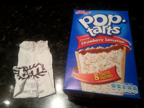 Pop Tarts Multiple Flavours B&M £1.59