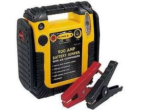 Streetwize SWPP1 Portable Power Pack 17 Ah with 260psi Air Compressor 14.99 free postage at eBay/towbarman
