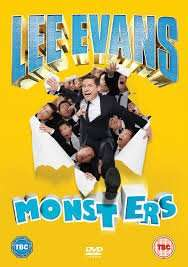 Lee Evans - Monsters Live £3 / Despicable Me 2 £1.99 @ Blinkbox (Using Code)