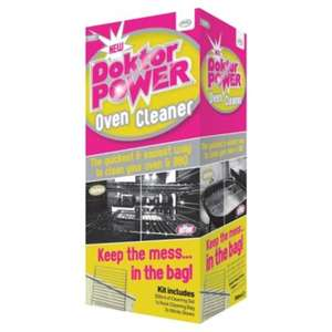 HALF PRICE JML Doktor Power Oven Cleaner £2.49 @ Morrisons