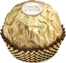 Ferrero Rocher - 24 Pack for £3.36 (inc vat) @ COSTCO