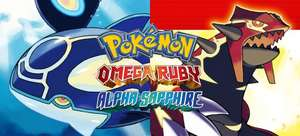 Pokemon Ruby And Sapphire For £24.37 With Code From Rakuten