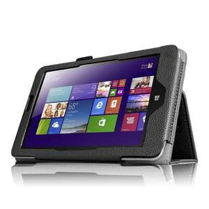 Linx 7,8 or 10 inch Tablet Case - Slim Folio Cover For Linx Tablet Pre-Order £5.95 + £3.98 Delivery @ X-FlashBox / Amazon