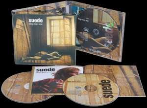Suede Deluxe 2 CD + DVD Bundle deal (Suede, Dog Man Star, Coming Up, Head Music, A New Morning)  @ myplaydirect £23.91 total price