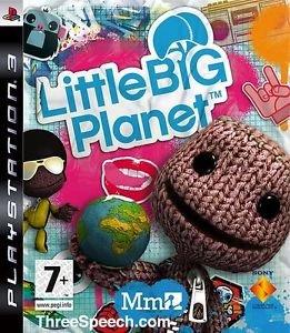 LittleBigPlanet (PS3) £3.75 Delivered @ RScommunications Via eBay (Brand New & Sealed)