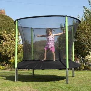TP toys surround Safe trampoline RRP  £149 £49.99 + £4.99 next day delivery from TP toys
