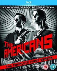 The Americans - Season 1 Blu-ray £11 at Amazon