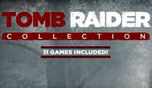Tomb Raider Collection (Steam) £11.99 @ Humble Bundle Store