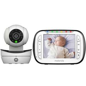 Motorola MBP43 Digital Video Monitor £99.99 half price at Babies R Us - instore and online