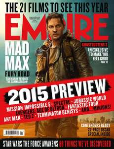 Empire - FHM - Q  (3 mags) , Heat / Zoo digital (4 mags) for a £1 @ Great Magazines