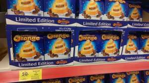 Terry's Chocolate Orange bags 50p at Tesco Coventry