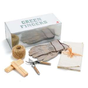 Green Fingers Planter gardening gift set £10 delivered down from £45 @ Jamie at Home