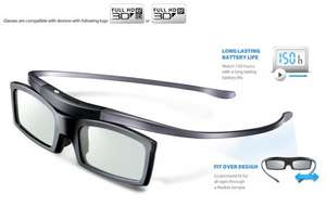 Samsung Active 3D Glasses SSGP51002 Twin Pack £21.50 at Richer Sounds