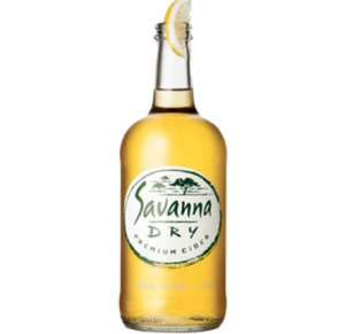 Savanna Dry Premium Cider 500ml 99p in Home Bargains