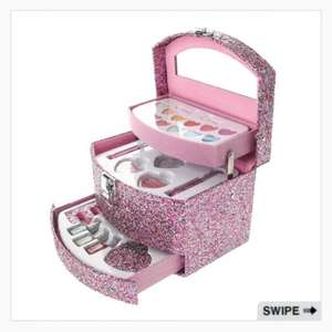 Kids glitter cosmetics gift set - £10.50 delivered @ Claire's Accessories
