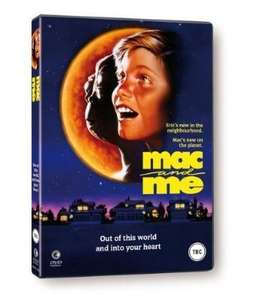 Mac And Me (DVD) £6.99 Delivered @ TheEntertainmentStore Via eBay