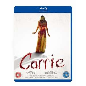 Carrie (1976) (Blu-ray) £4.00 delivered @ Play.com / Fox Direct