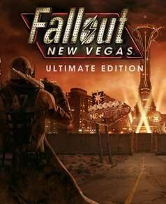 Fallout New Vegas Ultimate Edition from Gamesplanet DE @ £4.78