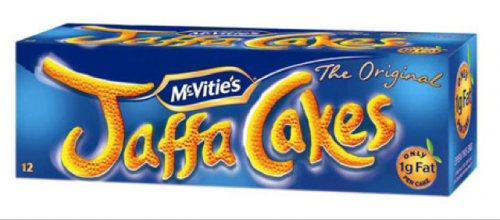 McVities Jaffa Cakes 12's 50p @ ASDA (Poss 25p with cb)