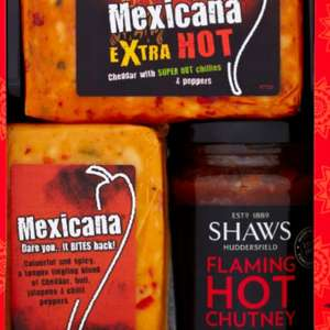 Mexicana Cheese Gift Set half price in Asda now £1.50