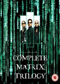 Matrix The Complete Trilogy (DVD) only £3.00 delivered @ GAME