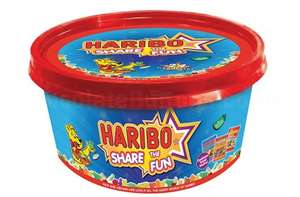 Haribo Share The Fun Tub (720g) Instore £2.50 @ Asda