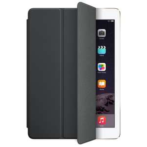 Genuine Apple Smart Cover for iPad Air in Black only (MF053ZM/A) delivered free by Game for £16