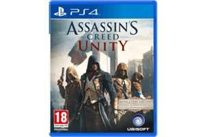 Assassins creed: Unity on ps4 £24.99 on Amazon