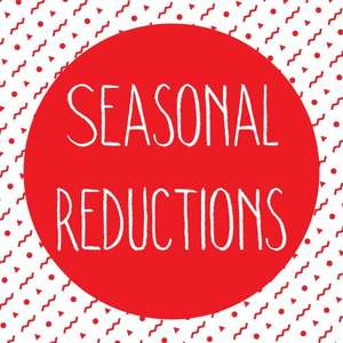 Seasonal reduction @ primark instore