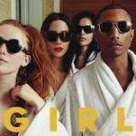 Pharrell Williams - G I R L £0.99 @ Google Play