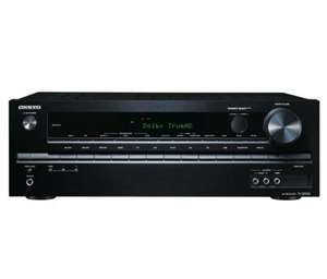 ONKYO TXSR333 Black AV Receiver Now £149.99 at Richer Sounds