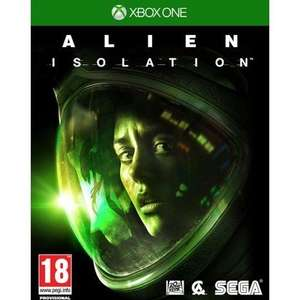 Alien: Isolation (Xbox One) £19.95 Delivered @ TheGameCollection (PS4 Nostromo Edition £19.95)