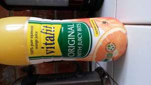 £1/ltr 100% OJ 99p from Lidl