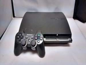 Ps3 Slim Console 120gb Preowned £69.99 @ Cash Converters