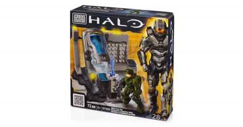 Mega Bloks Halo UNSC Cryo Bay 49p @ Argos clearance baragains