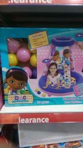 Doc McStuffins Ball Pit £5.99 @ B&M. Usually £16.99.