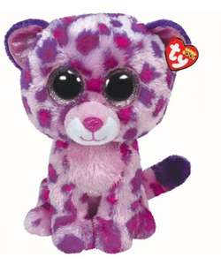 Beanie Boo Glamour the Leopard Large Soft Toy £3.75 instore @ Wilkos Coalville