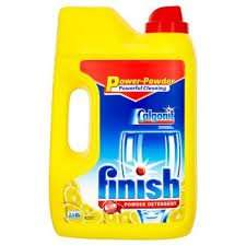 Finish dishwasher powder 2.5kg £1.99 in inappropriately named 99p store