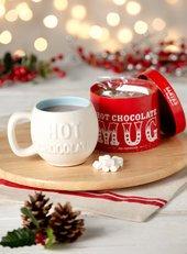 Hot Chocolate Mug - £5.00 delivered @ BHS