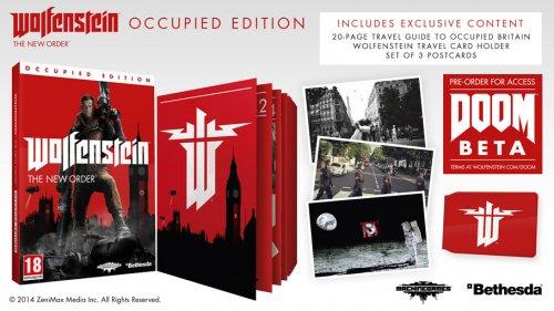 Wolfenstein: The New Order Occupied Edition £20.00 @ Game