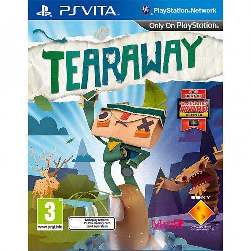 Tearaway (ps vita) - £10 John Lewis