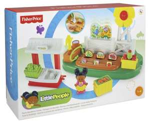 Fisher Price Little People sets BUY 2, GET 1 FREE on eBay - Three  for £6.66 each Post Free @ ebay / 3monkeys