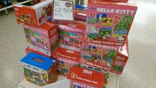 Huge puzzle box only £2.50 !!!!! @ Wilko