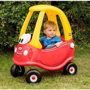 Little tikes cozy coupe £35 in store at asda Stanley, County Durham
