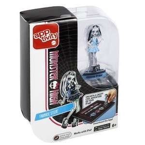 Monster High Apptivity Finders Creepers doll/accessory (need app to use) £1 @ Poundland