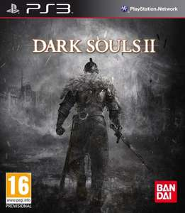 Dark Souls II ps3 -  £9.24 @ Amazon  (free delivery £10 spend/prime)