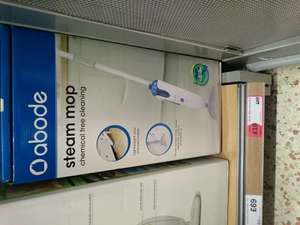 Abode Steam Mop £19 @ Morrisons