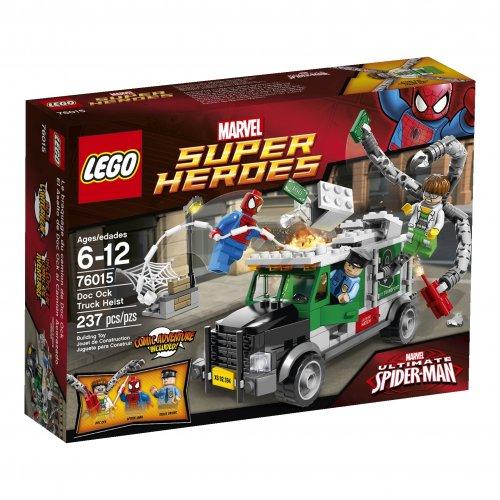 LEGO Marvel Super Heroes: Doc Ock Truck Heist 76015 £15 free click/collect @ Tesco
