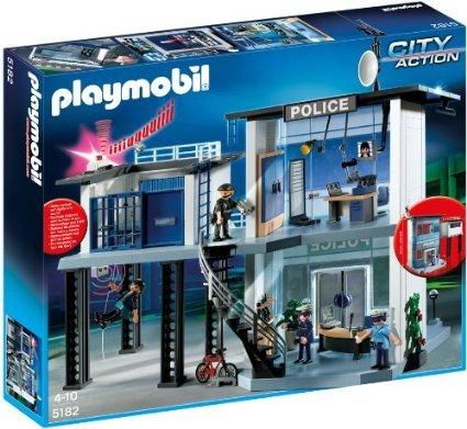 Playmobil 5182 Police Station £34.99 on Amazon